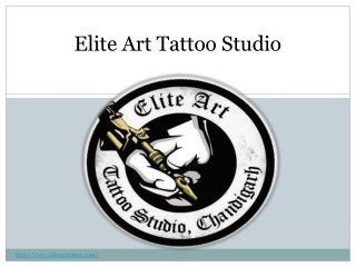 Best Tattoo Studio In Chandigarh