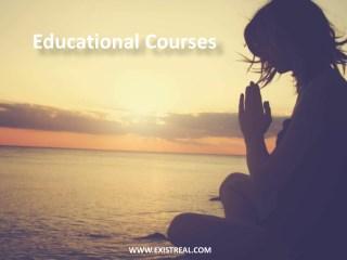 Educational Courses - Positive Living Courses