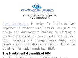 Revit Architecture training in Ameerpet hyderabad
