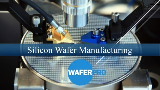 Silicon Wafer Manufacturing