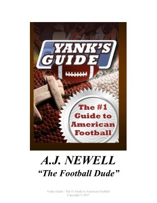 American Football Guide