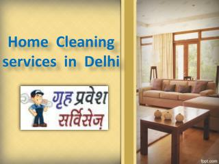 Best Home Cleaning services in Ghaziabad, Book Home Cleaning services in Delhi - Grihapravesh