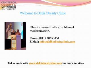 Delhi Obesity Clinic