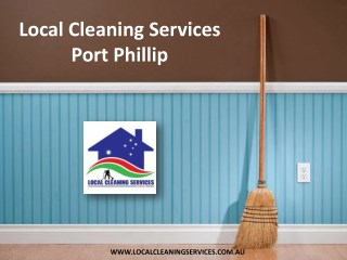 Local Cleaning Services Port Phillip