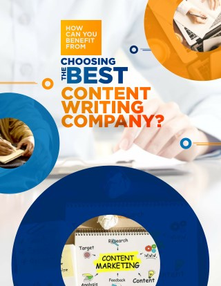 Benefits of choosing best content writing company