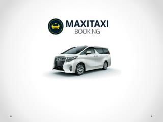 Leading Maxi taxi service in Singapore