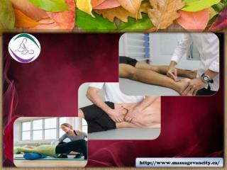 Myofascial Release Therapy - Good For Recovery Rate