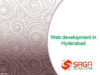 Web development in Hyderabad | website hosting in Hyderabad