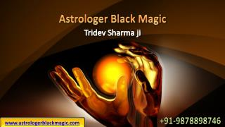 Black magic astrologer