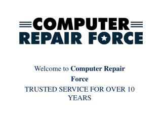 Computer Repair Services for Long Island