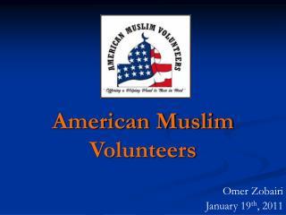 American Muslim Volunteers