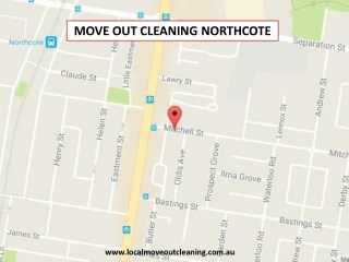 Move Out Cleaning Northcote