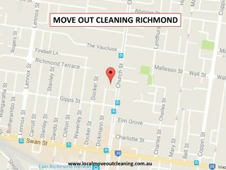 Move Out Cleaning Richmond