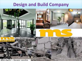 Leading Design and Build Company in Singapore