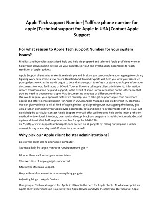 Contact Apple Support Apple Support www.apple.com/support