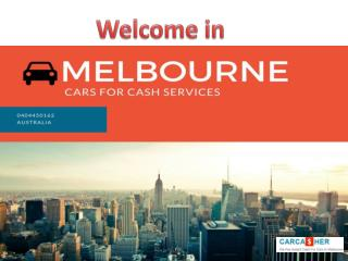 Carcasher.com.au - Cash For Cars Melbourne | Unwanted Car Removal Melbourne AUS