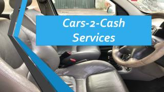 Cars-2-Cash Services