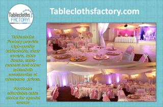 Party Table Cloth