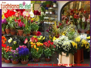 Online Flowers Delivery in Ludhiana