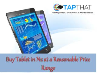 Pick from the Best Tablets for Sale in Nz