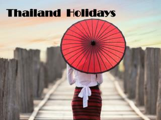 All Inclusive Holidays to Thailand