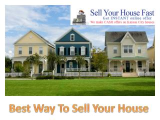 Sell your Own House Online