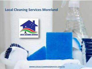 Local Cleaning Services Moreland