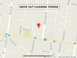 MOVE OUT CLEANING TOORAK