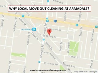WHY LOCAL MOVE OUT CLEANING AT ARMADALE?