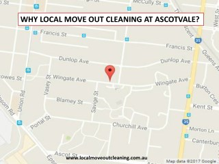 WHY LOCAL MOVE OUT CLEANING AT ASCOTVALE?