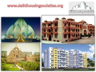 Delhi Housing Society - Affordable Housing Society Projects in L Zone Dwarka .