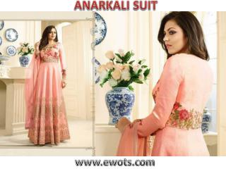 Anarkali Suits - Buy Designer Anarkali Suits Online at Ewots.com
