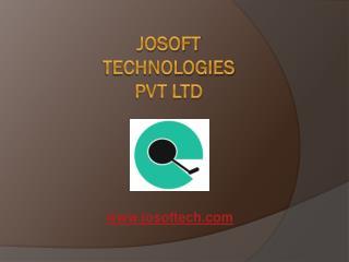 Josoft Technologies Pvt. Ltd.
