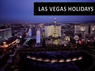 Explore the Majestic Attractions of Las Vegas