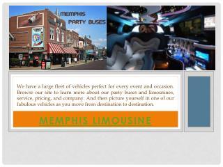 Memphis Limousine