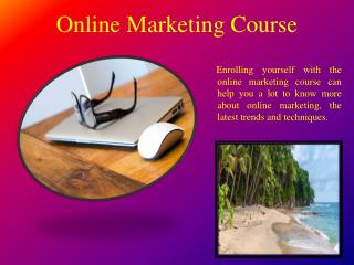 Online Courses for Digital Business