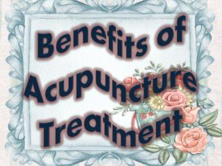 Acupuncture Treatment - Effective and Popular Recovery Source