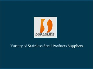 Stainless Steel Products Singapore