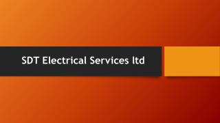 Get The best Electrician in Atherstone.