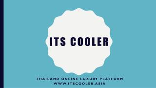 Sell Luxury Brands Online in Thailand