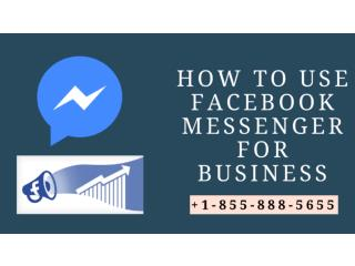 Facebook Messenger Helpful For Business