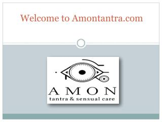 Erotic Massages in Madrid - Amon Tantra