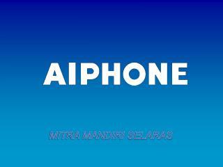 Aiphone GT series