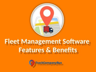 Fleet Management Software | TrackCompanyBus