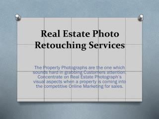 Image Editing Services to Real Estate Photographers in Norway