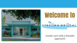 Best Family Dentist in Miami Springs