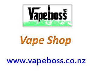Vape Shop - vapeboss.co.nz