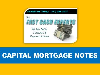 Why Sell Part Of The Mortgage Loan?