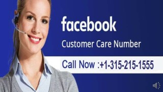 Contact Facebook Customer Service 315-215-1555