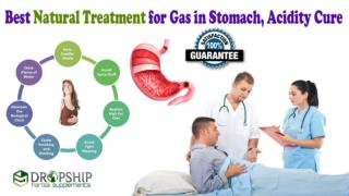 Best Natural Treatment for Gas in Stomach, Acidity Cure